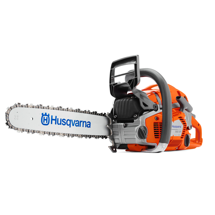 Husqvarna 560xp 15 chainsaw greentooth