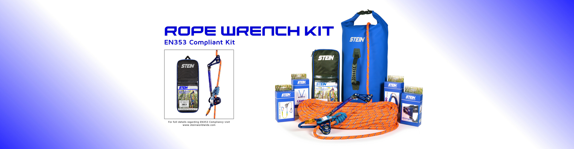 Slideshow Stein Rope Wrench Kit