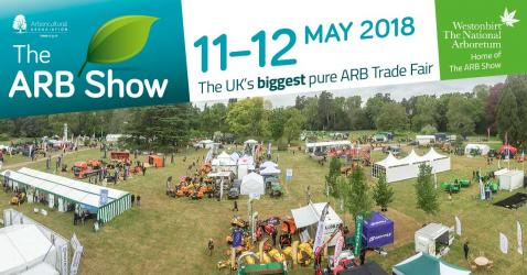 Arb Show 2018 Banner